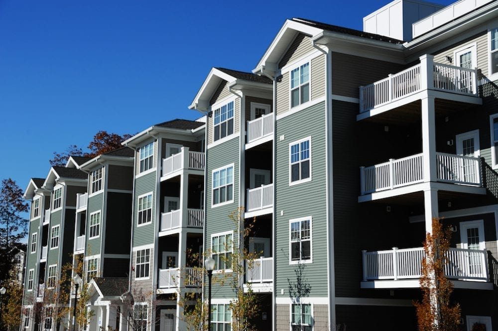 Apartment supply exceeds demand in only 3 U.S. markets