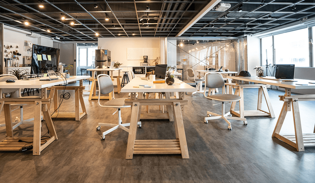 Working from home could change the look of multifamily spaces